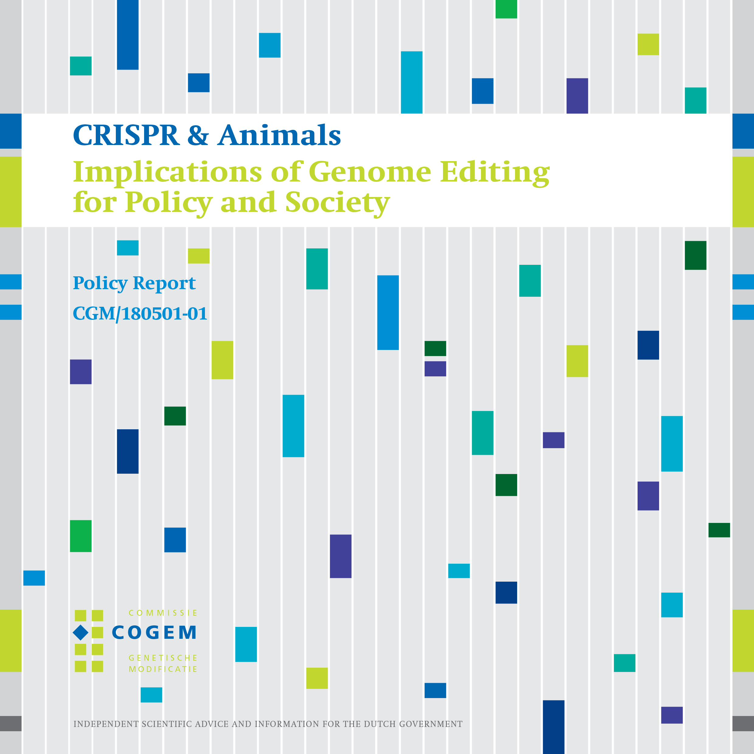 CRISPR & Animals: Implications of Genome Editing for Policy and Society
